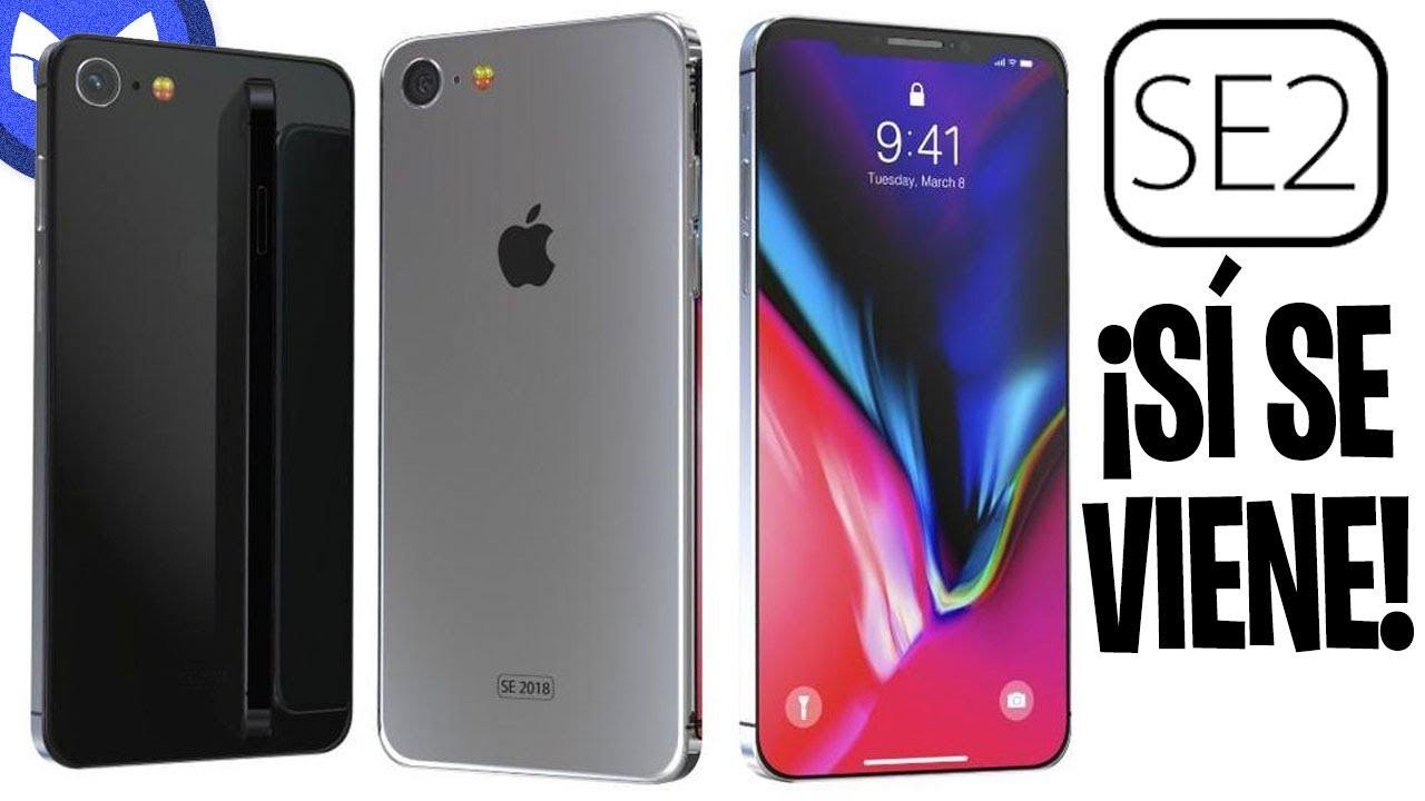 IPhone SE 2 2018 CONFIRMADO