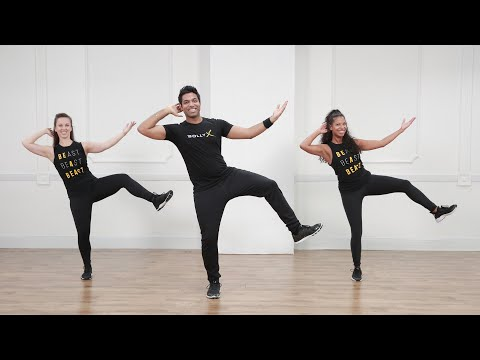 10 Minute Bollywood Dance Workout