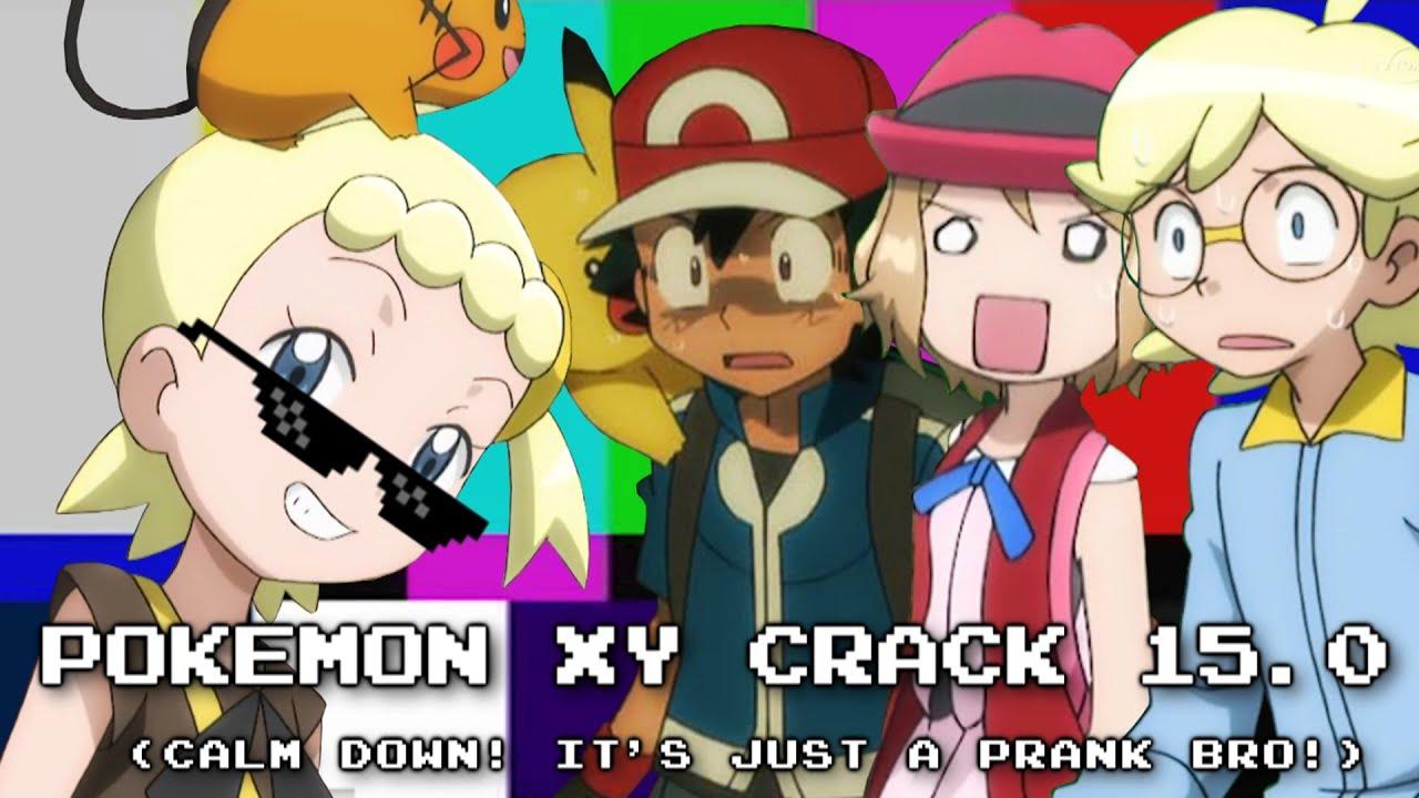 ☆Pokemon XY CRACK 15.0☆ - YouTube