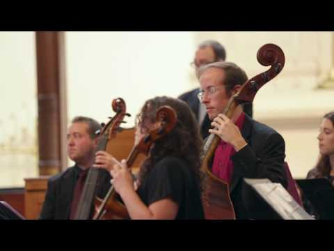 Thornton Baroque Sinfonia, University of Southern California (Young Performers Festival 2016)