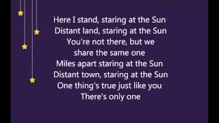 Mika staring at the sun lyrics