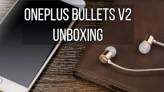 OnePlus Bullets V2 unboxing and initial impressions