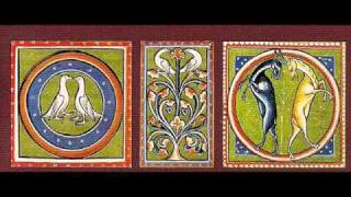 Montpellier Manuscript, 13th c. : Hé! Berchier - Hé! Sire - Par un matinet