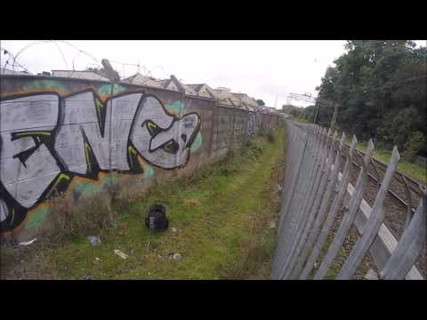 Graffiti - Geng EA - Rise Of The Geng Raw Daytime Tracksides