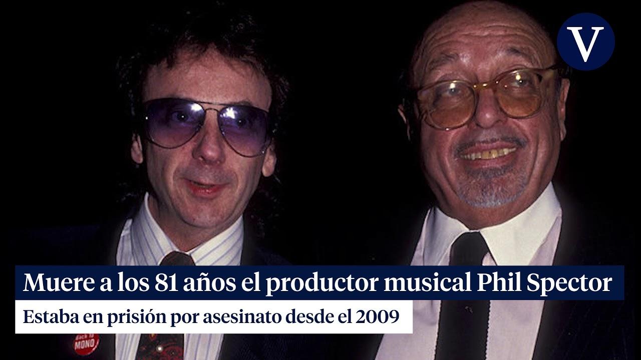 Fallece Phil Spector, legendario productor musical
