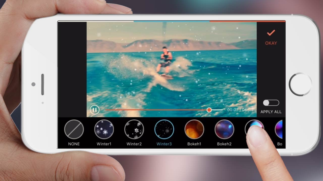 Top 10 Best Free Video Editing Apps For Iphone 7 7 Plus