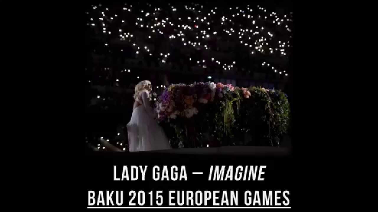 Download Lady Gaga - Imagine (Audio) Baku 2015 European Games