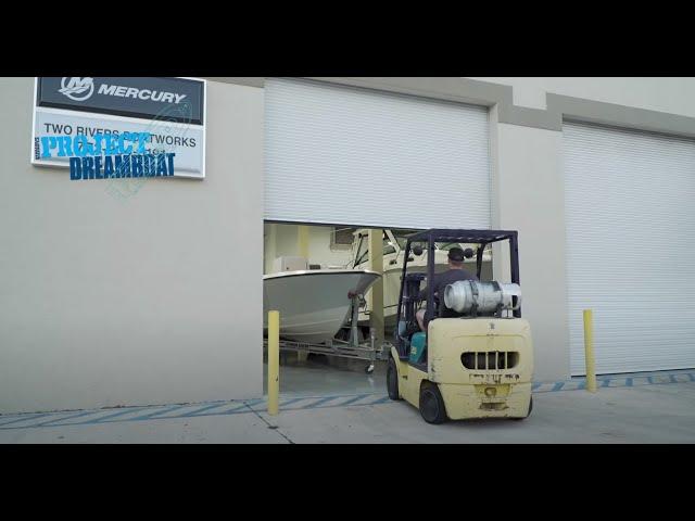 Florida Sportsman Project Dreamboat 2020 - Episode 2