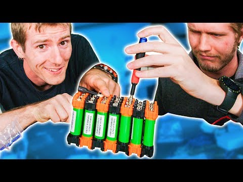 DIY Lithium Battery - What could go wrong??