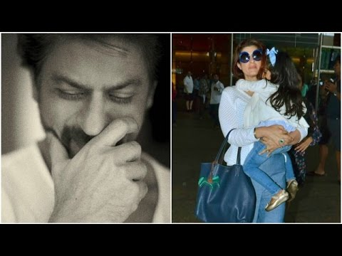 Shahrukh's Picture Going Viral | Twinkle On Why She Keeps Nitara Away From Limelight