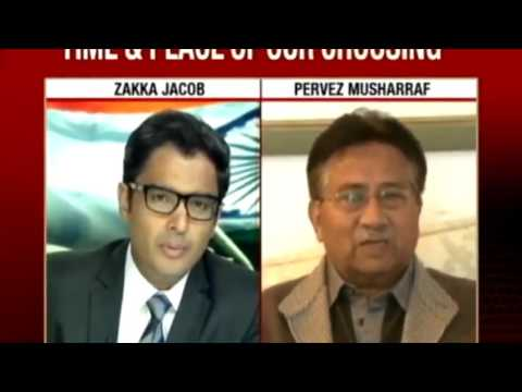 Pervez Musharraf Warns of Pakistan Counter Strike If India Retaliates For Uri Attack