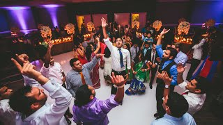 Stop Motion Wedding Hyperlapse | Westin Atlanta Indian Wedding Slideshow | 12,503 Photos!