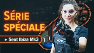 Réparation SEAT par soi-même - vidéo manuel en ligne