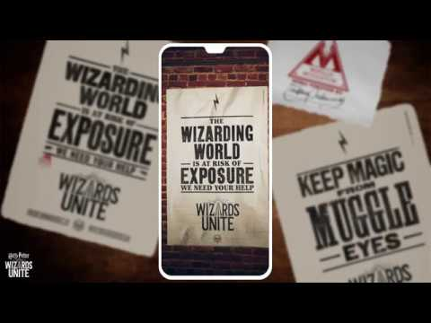 Harry Potter: Wizards Unite | Game Intro Trailer