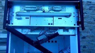 видео холодильный шкаф