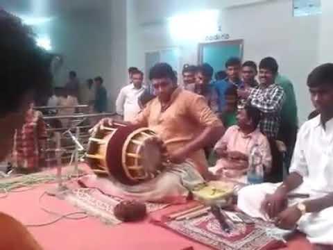 Thavil and nadaswaram Kacheri video # 282 by silon srikanth
