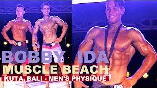 Video BOBBY IDA - Muscle Beach Kuta Bali 15 Okt 2017 Men's Physique part 04 download MP3, 3GP, MP4, WEBM, AVI, FLV Desember 2017