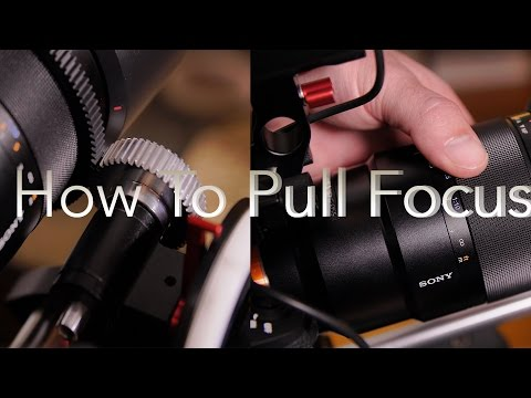 My Work Flow Ep:1 How To Pull Focus Without Any Equipment