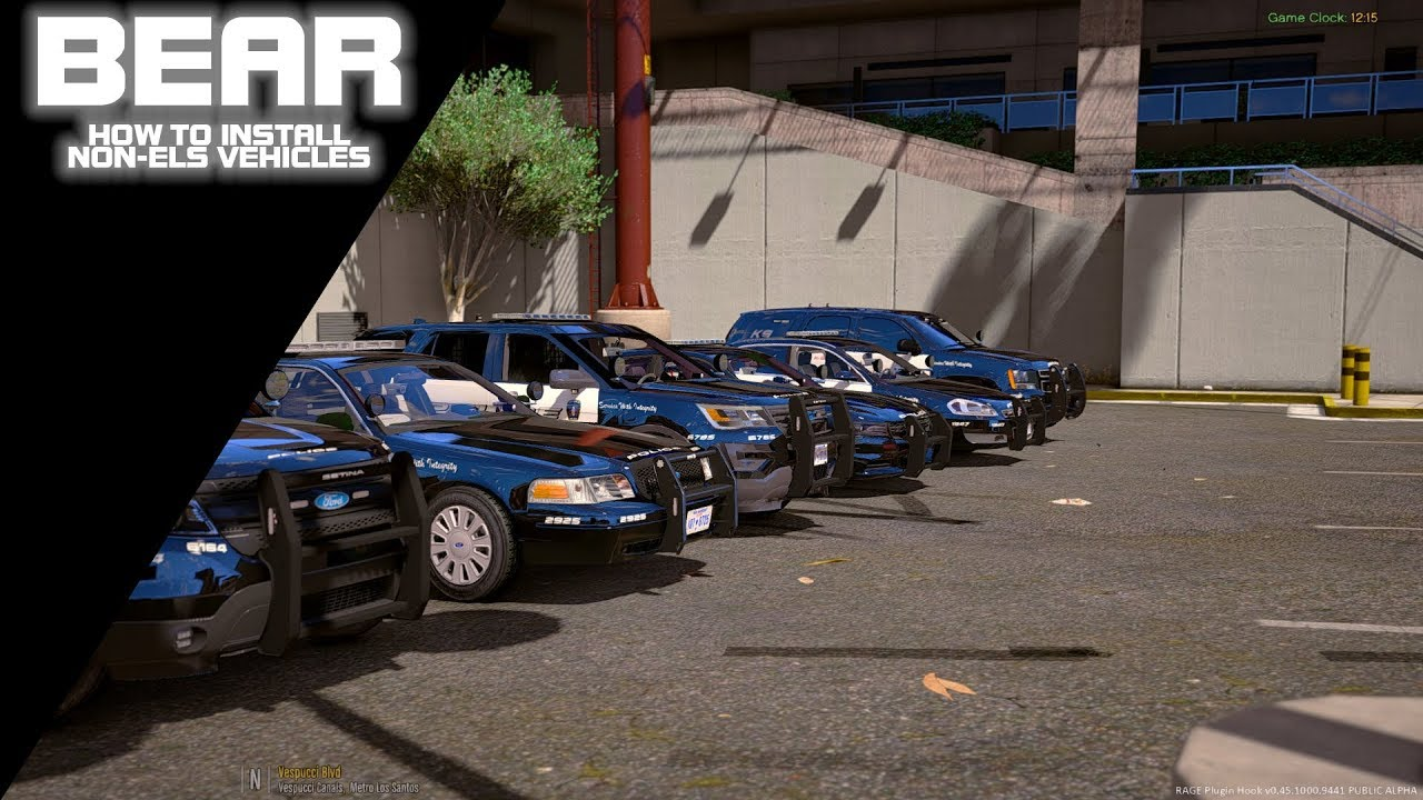 LSPDFR TUTORIAL: How to install NON-ELS vehicles [Beginners Guide] **2019  TUTORIAL** [EPISODE 2]