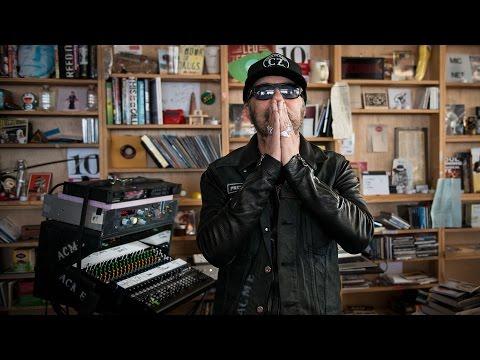 Daniel Lanois: NPR Music Tiny Desk Concert