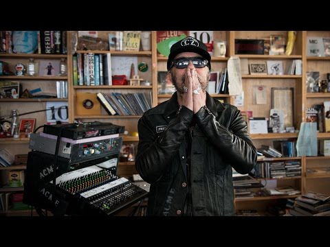 Daniel Lanois: NPR Music Tiny Desk Concert
