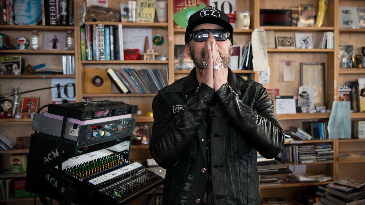 Download Daniel Lanois: NPR Music Tiny Desk Concert