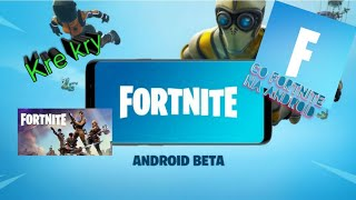 How to Download fortnite on android Cz