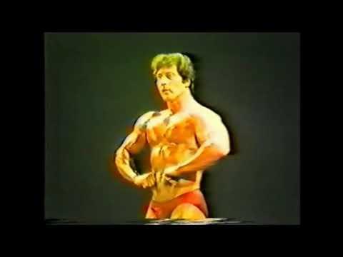frank zane 1982 guest posing