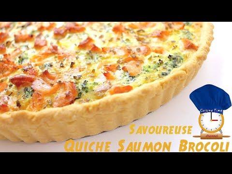 quiche-saumon-&-brocolis-/-french-salmon-broccoli-quich-(caption)-:-cuisine-time