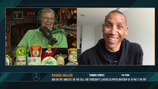 Reggie Miller on the Dan Patrick Show Full Interview | 5/10/21