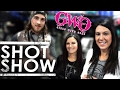 Girls With Guns | SHOT Show 2017 EP. 1 | The Sticks Outfitter