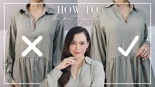 STYLING: How to Look More Polished & Put Together ✨ (Beauty, fashion, and more!)