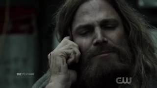 Arrow - Oliver Queen is Rescued