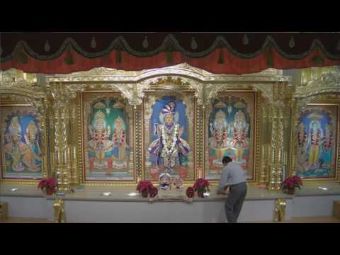 Sunday Sabha Swaminarayan Temple, Wheeling, IL 12/11/2016