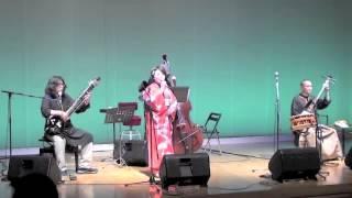 秋田荷方節 - Akita Nikata-bushi / ヨシダダイキチ x 梅若会 x 沢田穣治