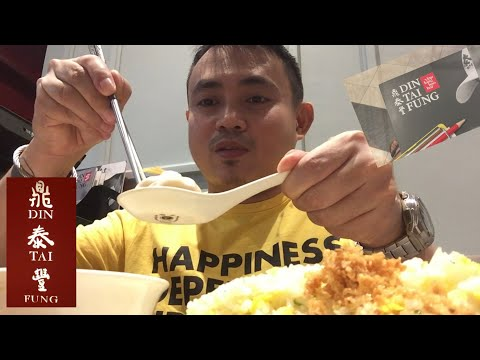 Mukbang Philippines | Din Tai Fung Rockwell