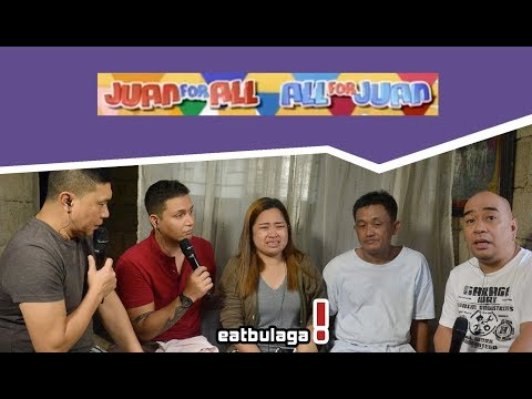 Juan For All, All For Juan Sugod Bahay | January 26, 2018