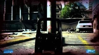 Battlefield 3 - Gameplay - Mission 2 - Part 1 - Cz sub