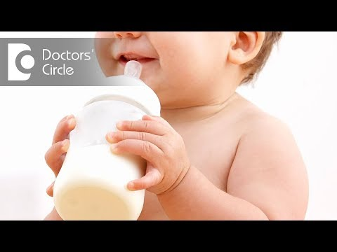 Could Your Child Be Lactose-intolerant