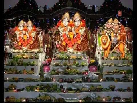 Jamva Padharo Ranchandi [Full Song] I Mahakali Maa Ni Chundadi