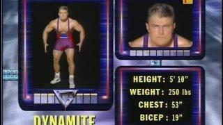 International Gladiators-Best of Dynamite (Лучшее от Владимира Турчинского)