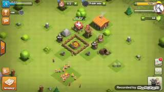 Main coc(clash of clans) seru anjay