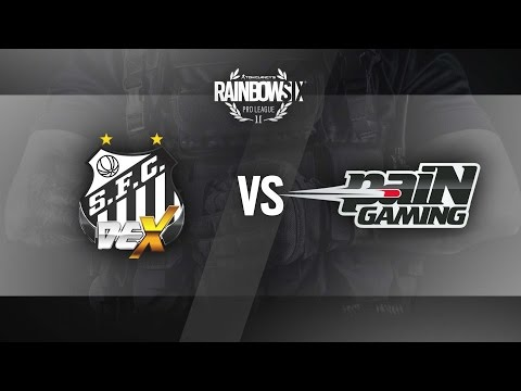 R6 PRO LEAGUE | SANTOS DEX vs PAIN
