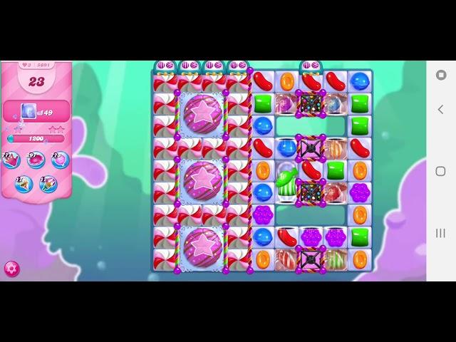 Candy Crush Saga level 5091