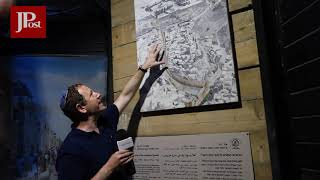 New discovery in Jerusalem's City of David: 2,000-year-old pilgrimage road