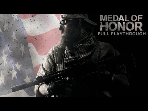 Medal of Honor (2010) - Full Playthrough -  No Commentary/Uncut (HD PC Gameplay)