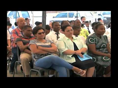 Education minister inaugurates Namib, Kalahari circuit offices -  NBC