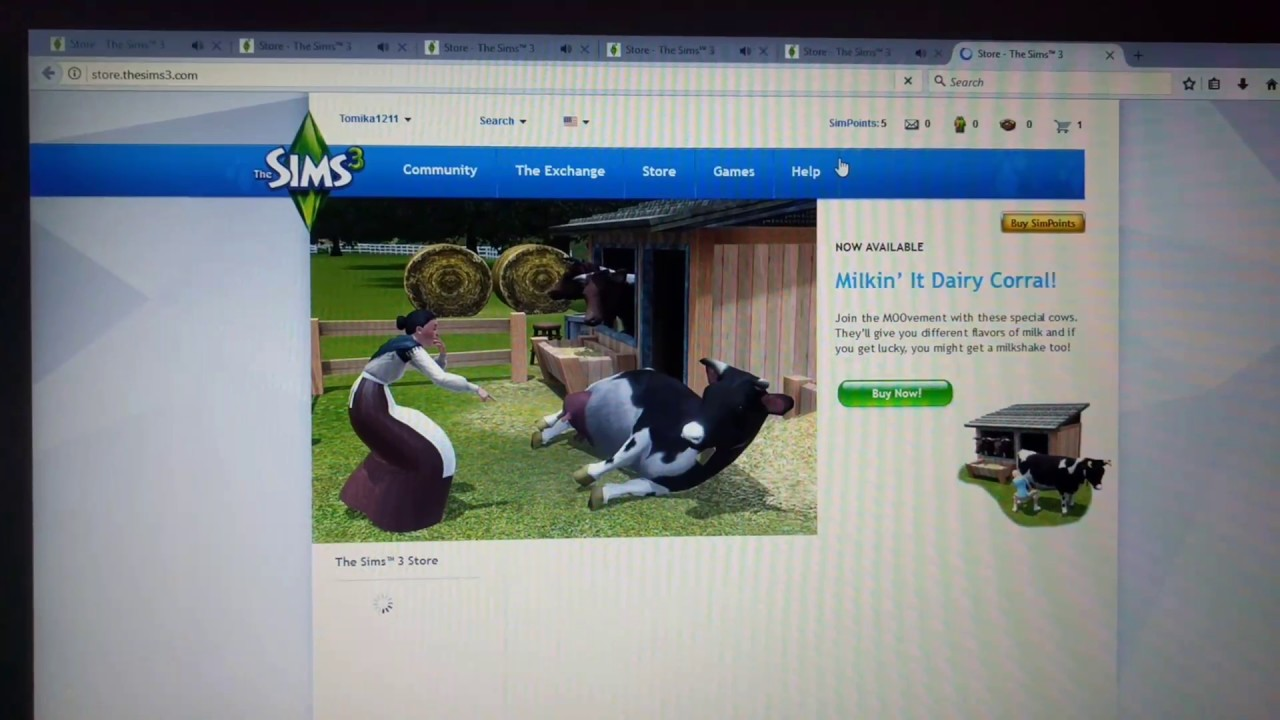 how do you get simpoints on sims 3 for free