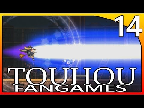 Let's Play Touhou Fangames Blind (Part 14) KD 2: Corrupted Recordings are Fun!