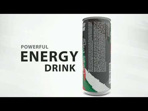 Emirates Energy drink